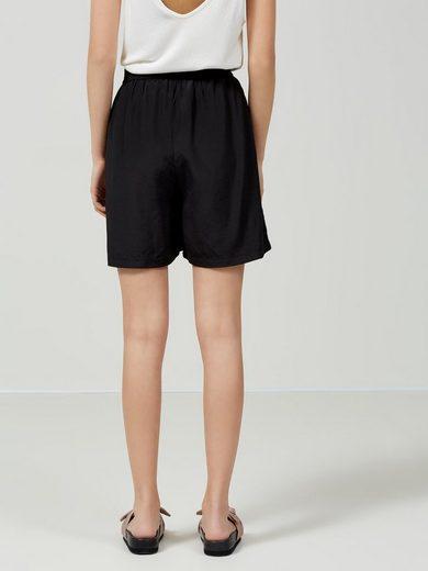 Selected Femme Seide - Shorts