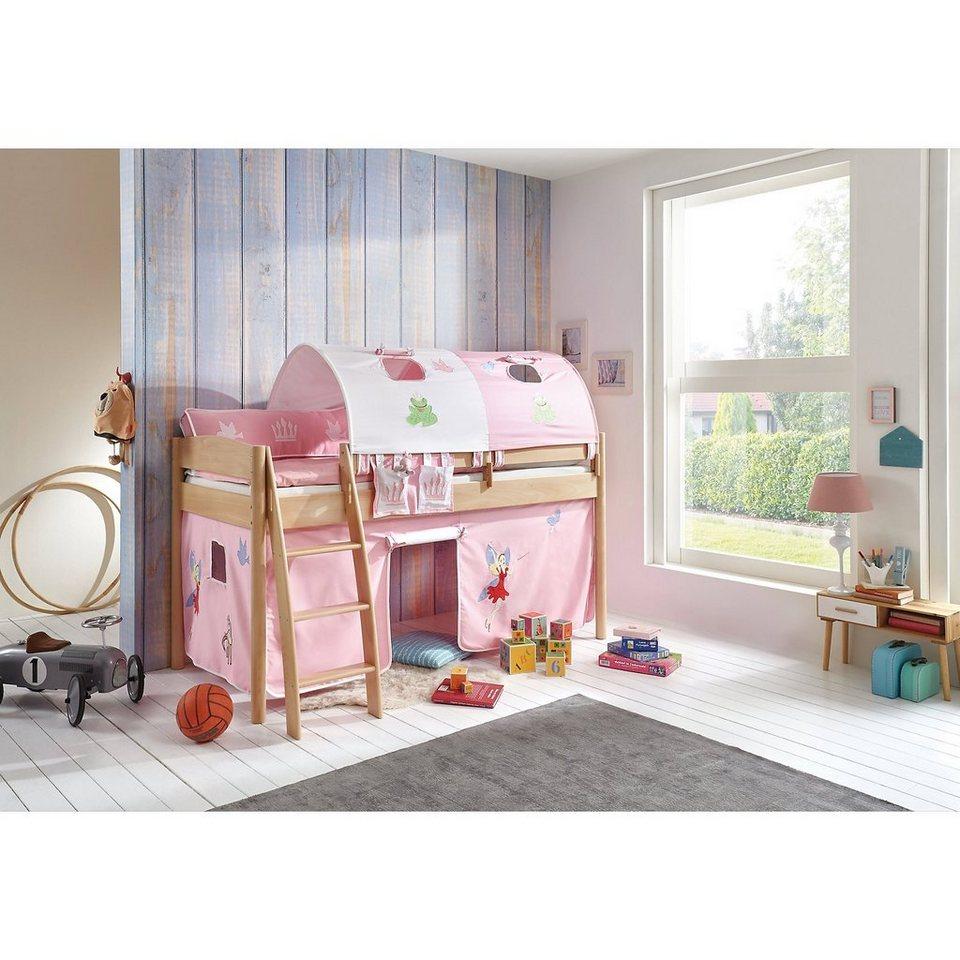 relita 2er tunnel f r hoch und etagenbetten prinzessin. Black Bedroom Furniture Sets. Home Design Ideas