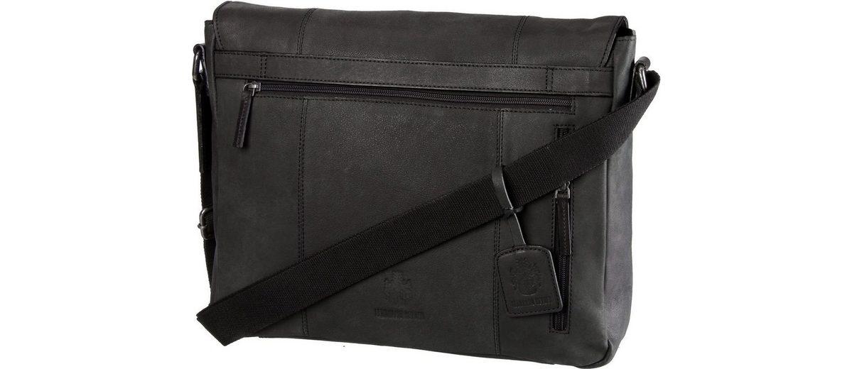 Leonhard Notebooktasche Leonhard Heyden Hudson Heyden Umh盲ngetasche Tablet L 4267 5z1xx