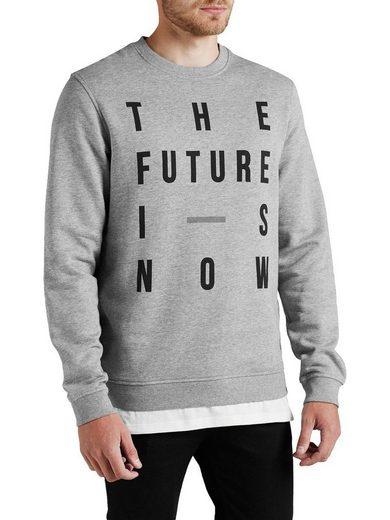 Jack & Jones Grafisch gestaltetes Sweatshirt