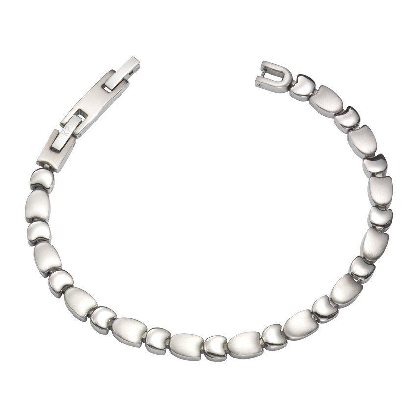 Firetti Armband »Edelstahl glanz/matt«