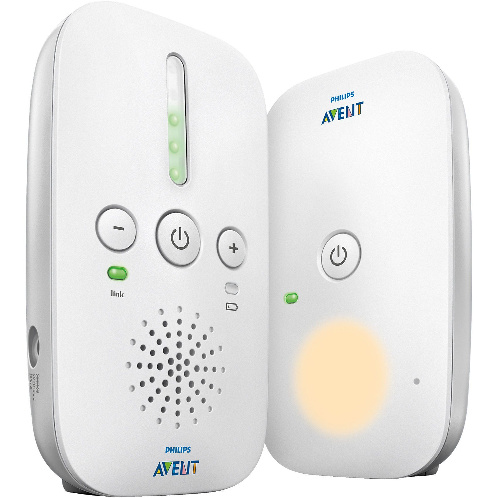 Philips AVENT Audio Babyphone DECT, SCD502/26