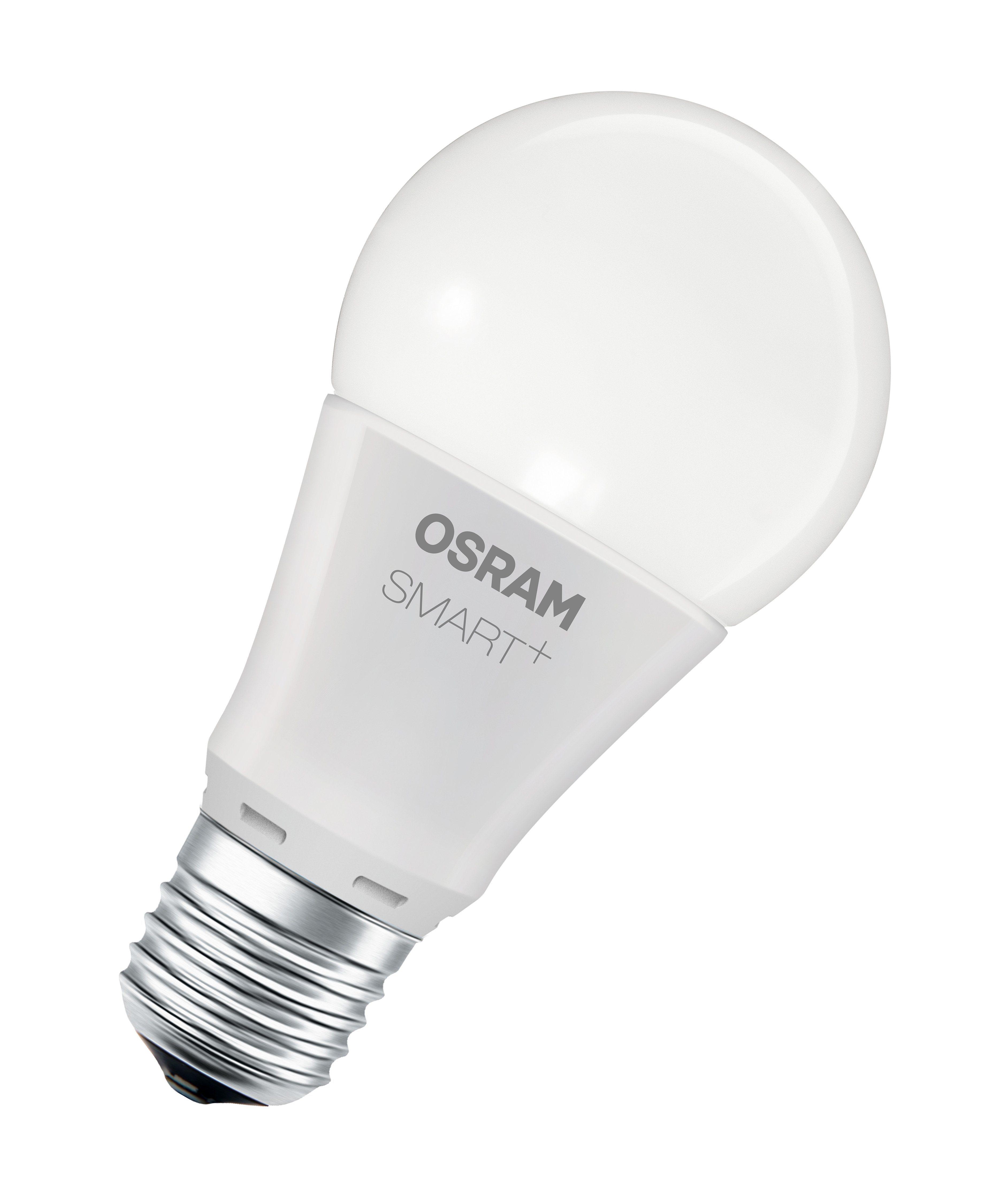 SMART+ LED-Retrofit-Lampe, Dimmbar, RGBW »CLASSIC E27 MULTICOLOR 230V«