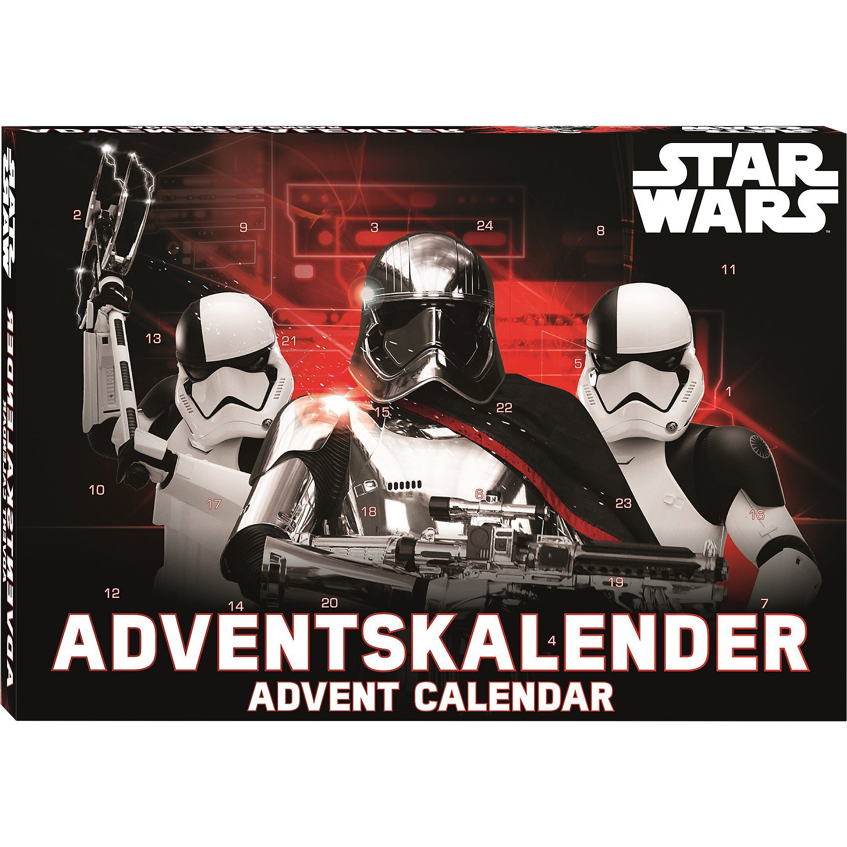 CRAZE Adventskalender - Star Wars