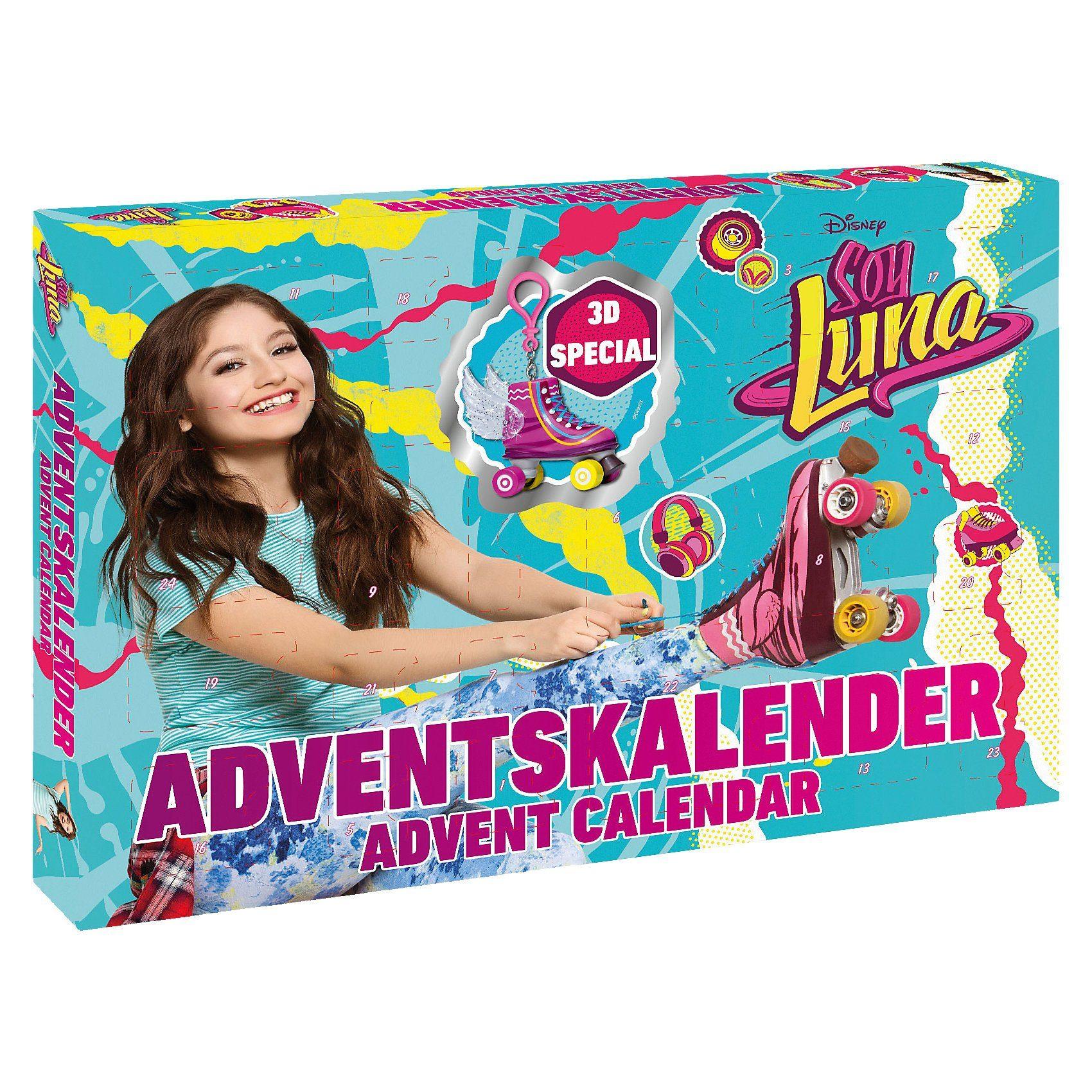 CRAZE Adventskalender - Soy Luna
