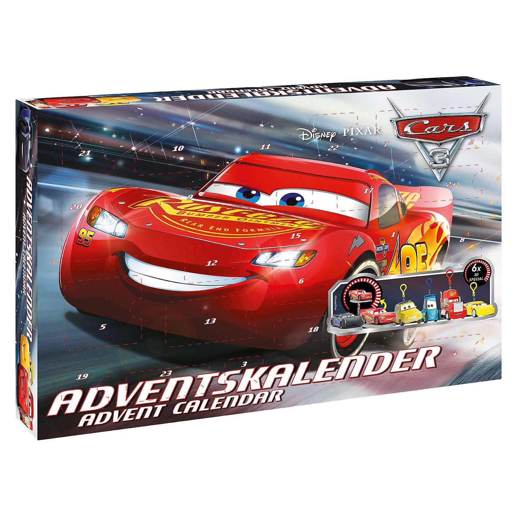 CRAZE Adventskalender - Cars 3