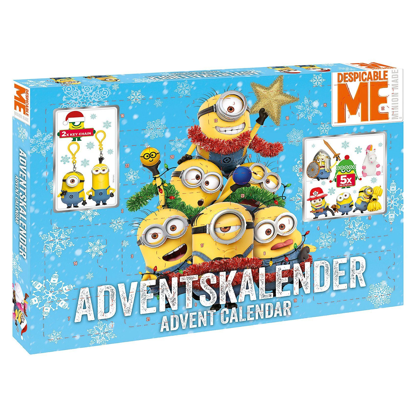 CRAZE Adventskalender - Minions