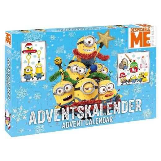 CRAZE Adventskalender - Minions
