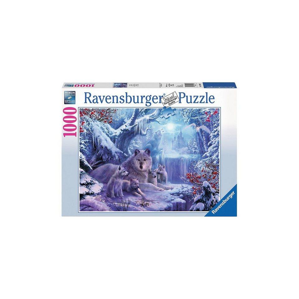 Ravensburger Winterwölfe 1000 Teile Puzzle kaufen   OTTO