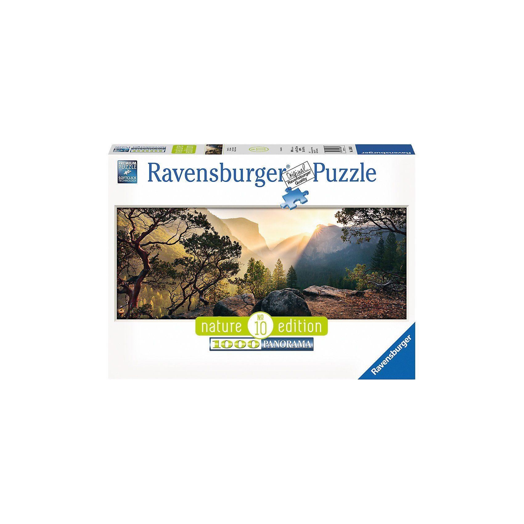 Ravensburger Yosemite Park 1000 Teile Puzzle
