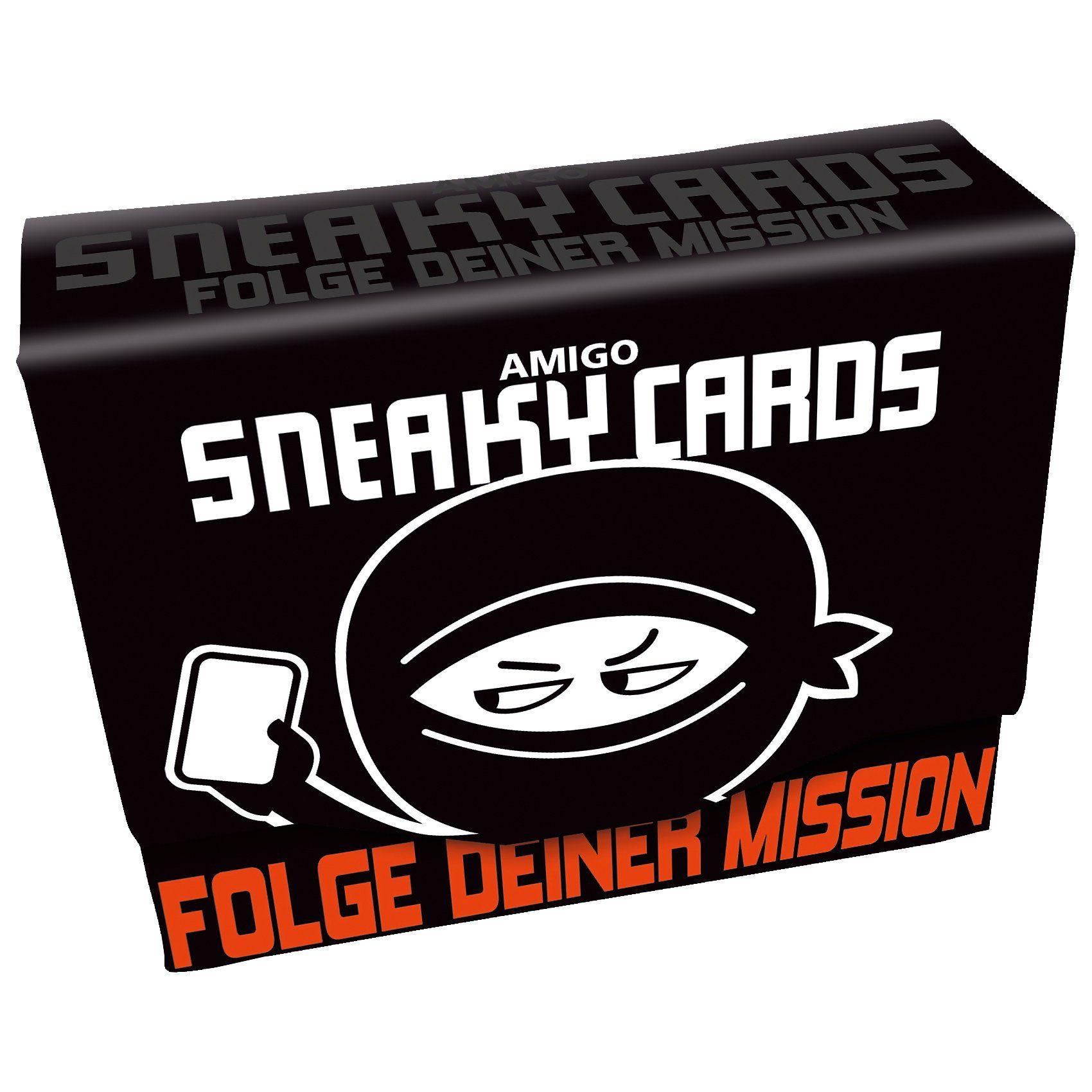 AMIGO Sneaky Cards