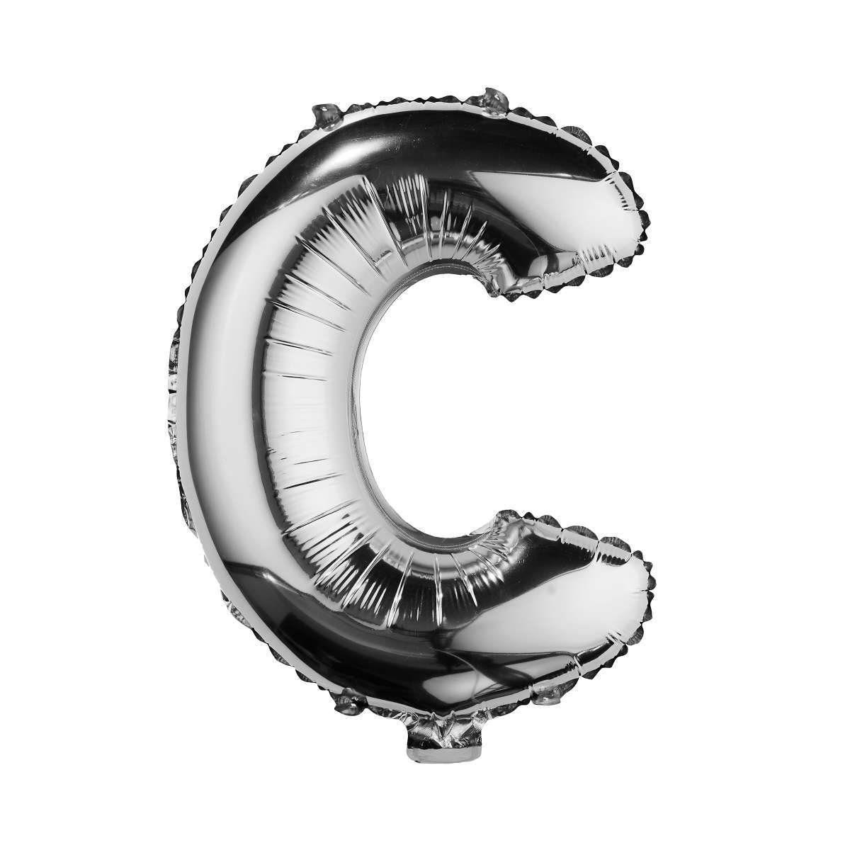 """BUTLERS UPPER CLASS »Folienballon """"C""""«"""