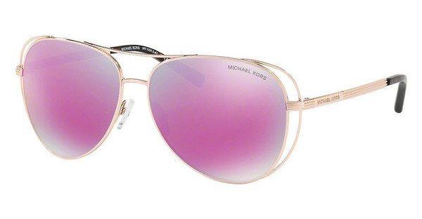 Michael Kors Damen Sonnenbrille »LAI MK1024« - Preisvergleich