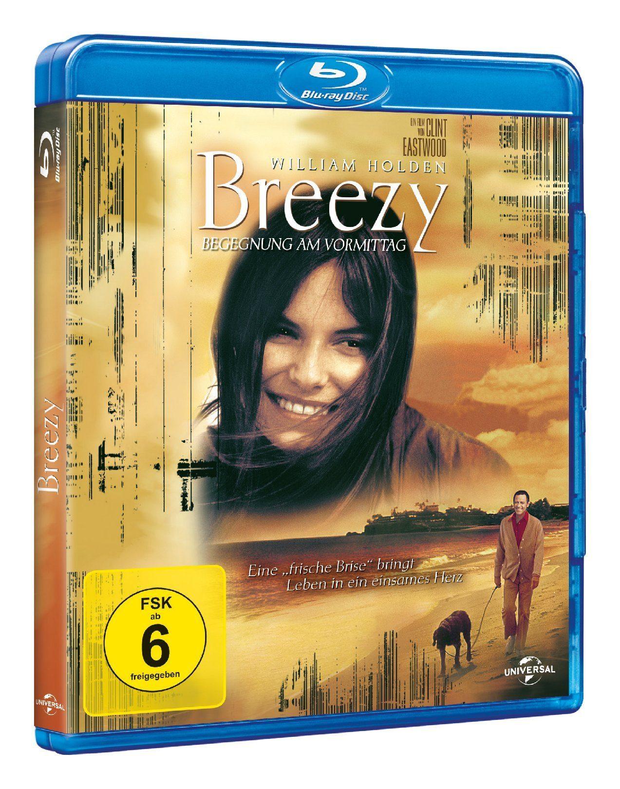 Universal Breezy - Begegnung am Vormittag »Blu-ray«