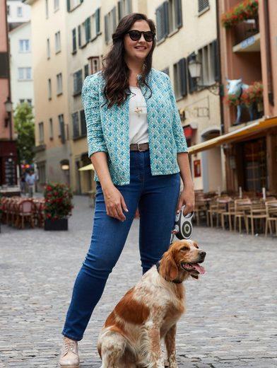 Sara Lindholm by Happy Size Kurzblazer