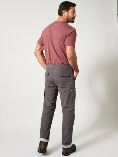 Men Plus by Happy Size Thermo-Cargohose