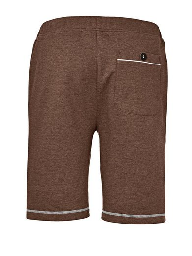 Men Plus by Happy Size Trachten-Sweatbermuda