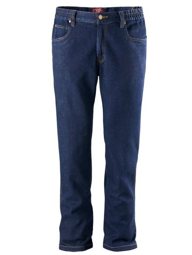 Men Plus by Happy Size Stretch-Jeans