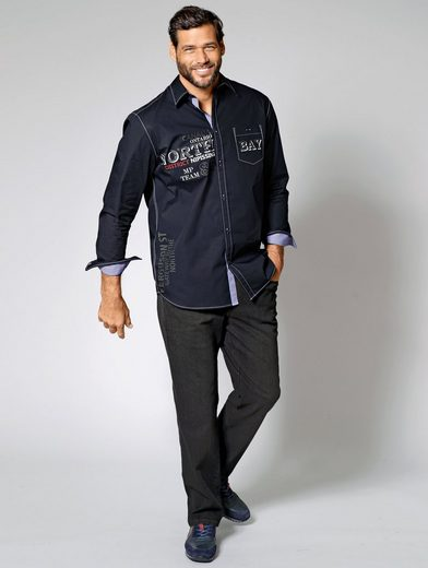 Men Plus by Happy Size Jeans in Schlupfform