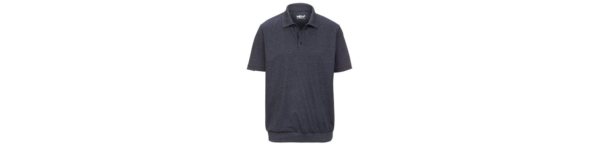 Heißen Verkauf Zum Verkauf Neuankömmling Men Plus by Happy Size Spezial-Bauchschnitt Poloshirt Günstig Kaufen Billig Verkauf Rabatte Günstig Kaufen Bequem YmtKOyZl6