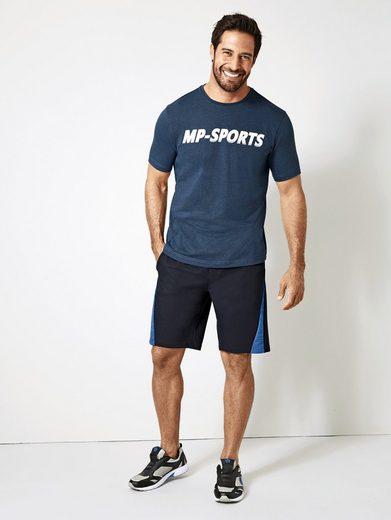 Men Plus by Happy Size Joggingbermuda