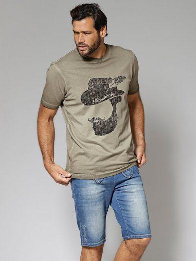 Men Plus by Happy Size T-Shirt Wiesnkönig