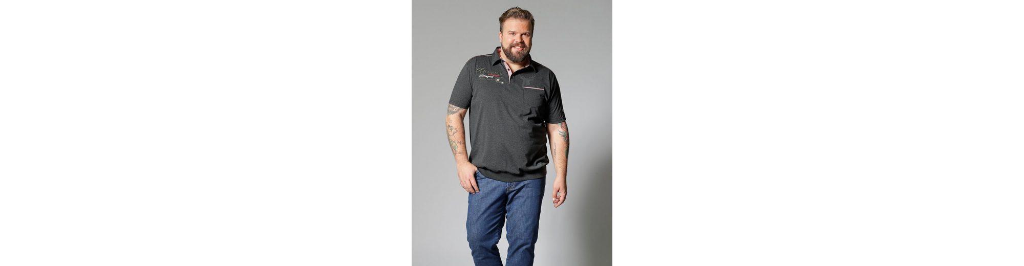 Bauchschnitt Plus Size Trachten Men Men Happy by Plus Poloshirt Spezial 0ETq7Z