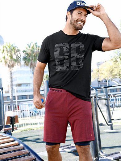 Men Plus by Happy Size Trainingsbermuda