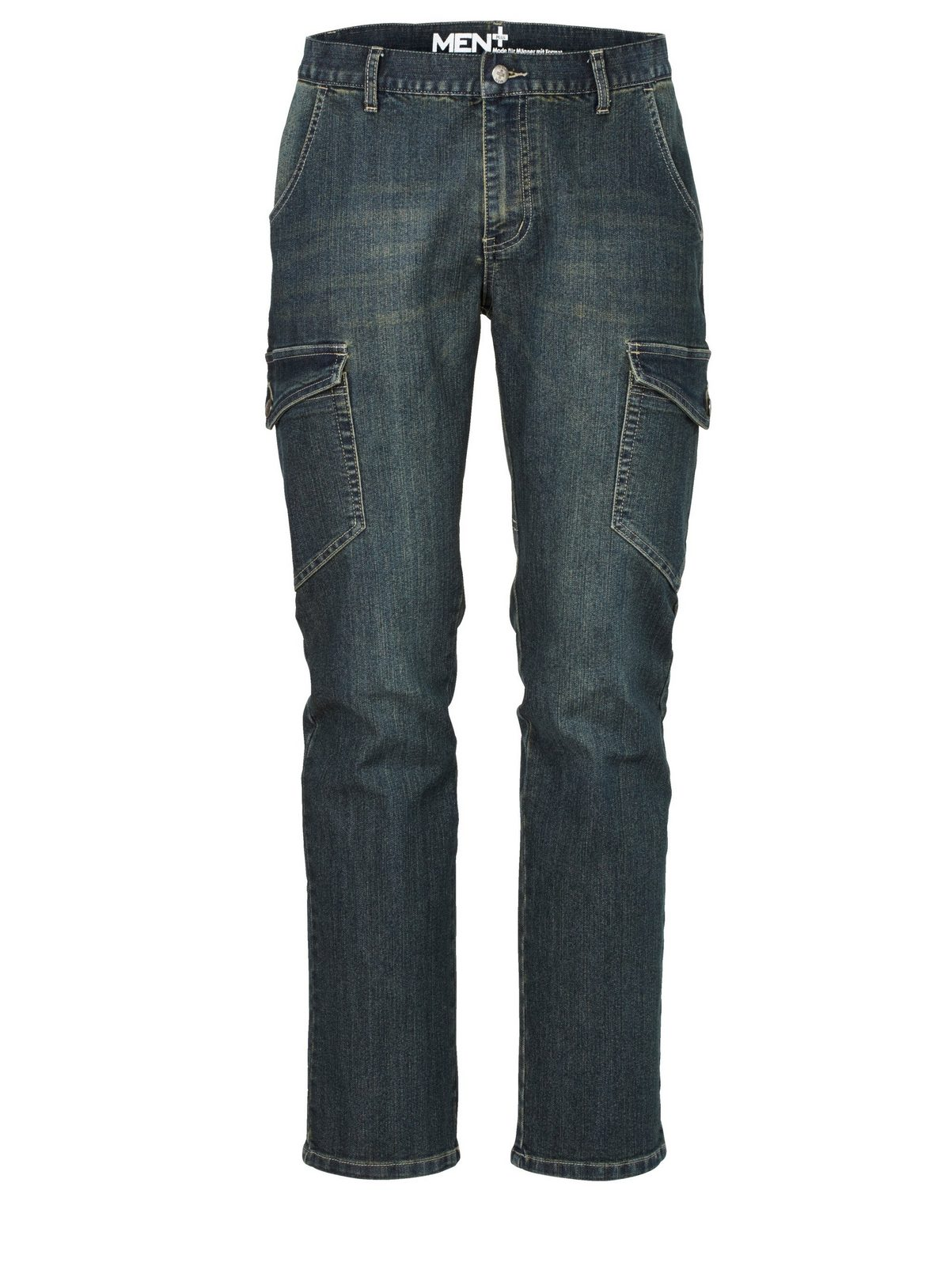 Men Plus by Happy Size Cargo-Jeans
