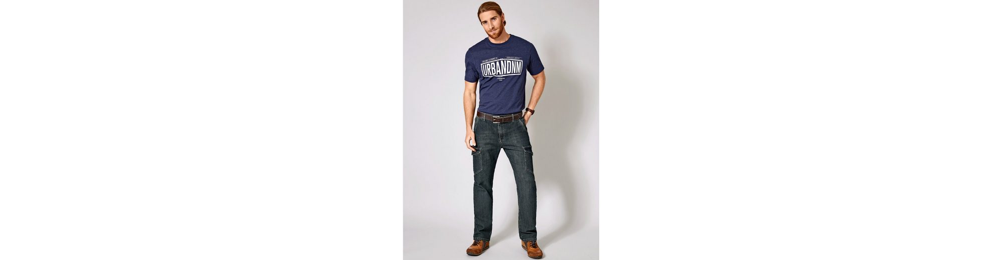 Men Plus by Happy Size Cargo-Jeans Billig Verkauf Mit Paypal Rabatt-Outlet-Store Billig Verkauf Mit Mastercard Spielraum Großer Verkauf Heißen Verkauf Online q6DK6Bb