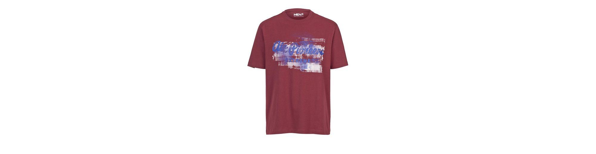 Original Online Kosten Günstiger Preis Men Plus by Happy Size T-Shirt Bester Platz qbQHQo