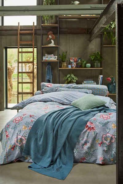 Tagesdecke, Pip Studio, »Berry Bird«, Im Blumenmuster