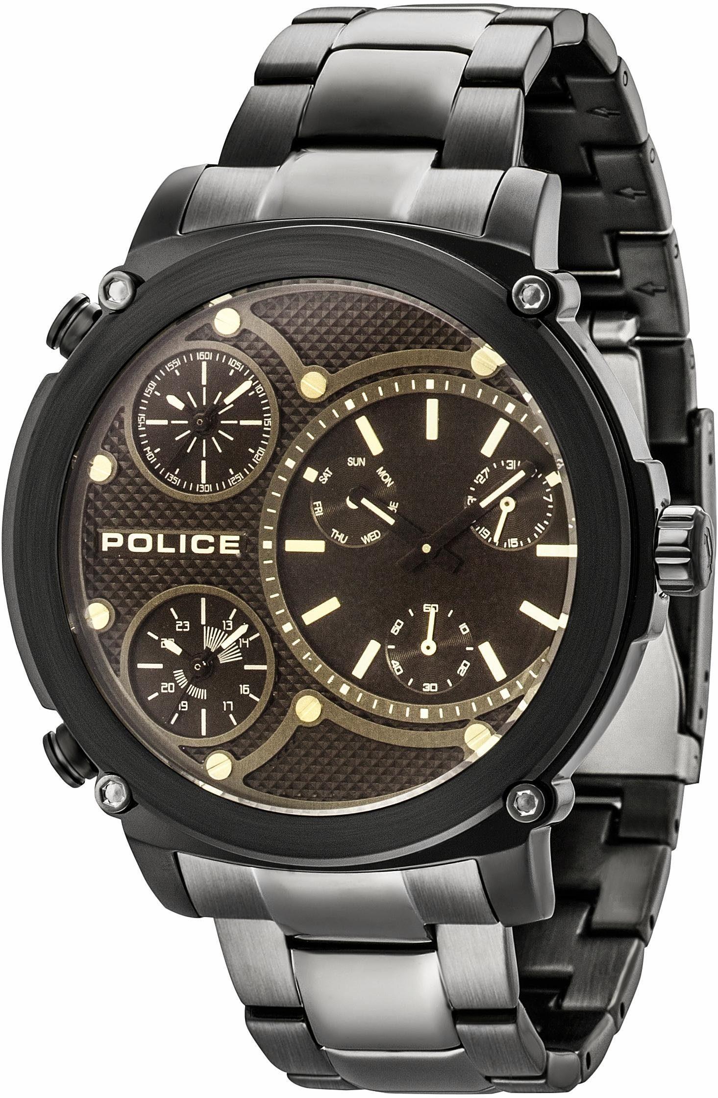 Police Chronograph »TITAN, PL14830JSB.02M«