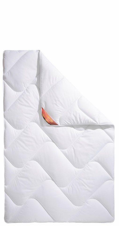 Kunstfaserbettdecke Proneem Schlaf Gut Normal Fullung Kunstfaser Bezug Baumwollgewebe 1 Tlg Vom Hohenstein Institute Gepruft