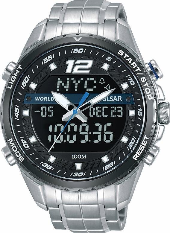 Pulsar Chronograph »PZ4027X1«