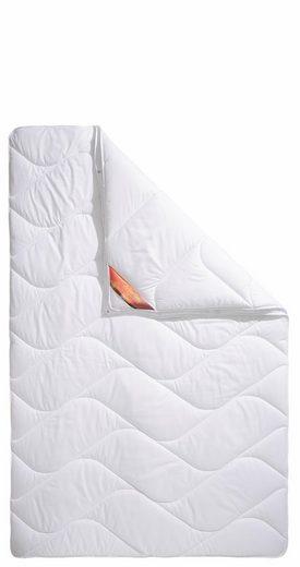 4-Jahreszeitenbett, »Proneem«, Schlaf-Gut, 4-Jahreszeiten, (1-tlg), Wirksam gegen Milben (von Hohenstein getestet)