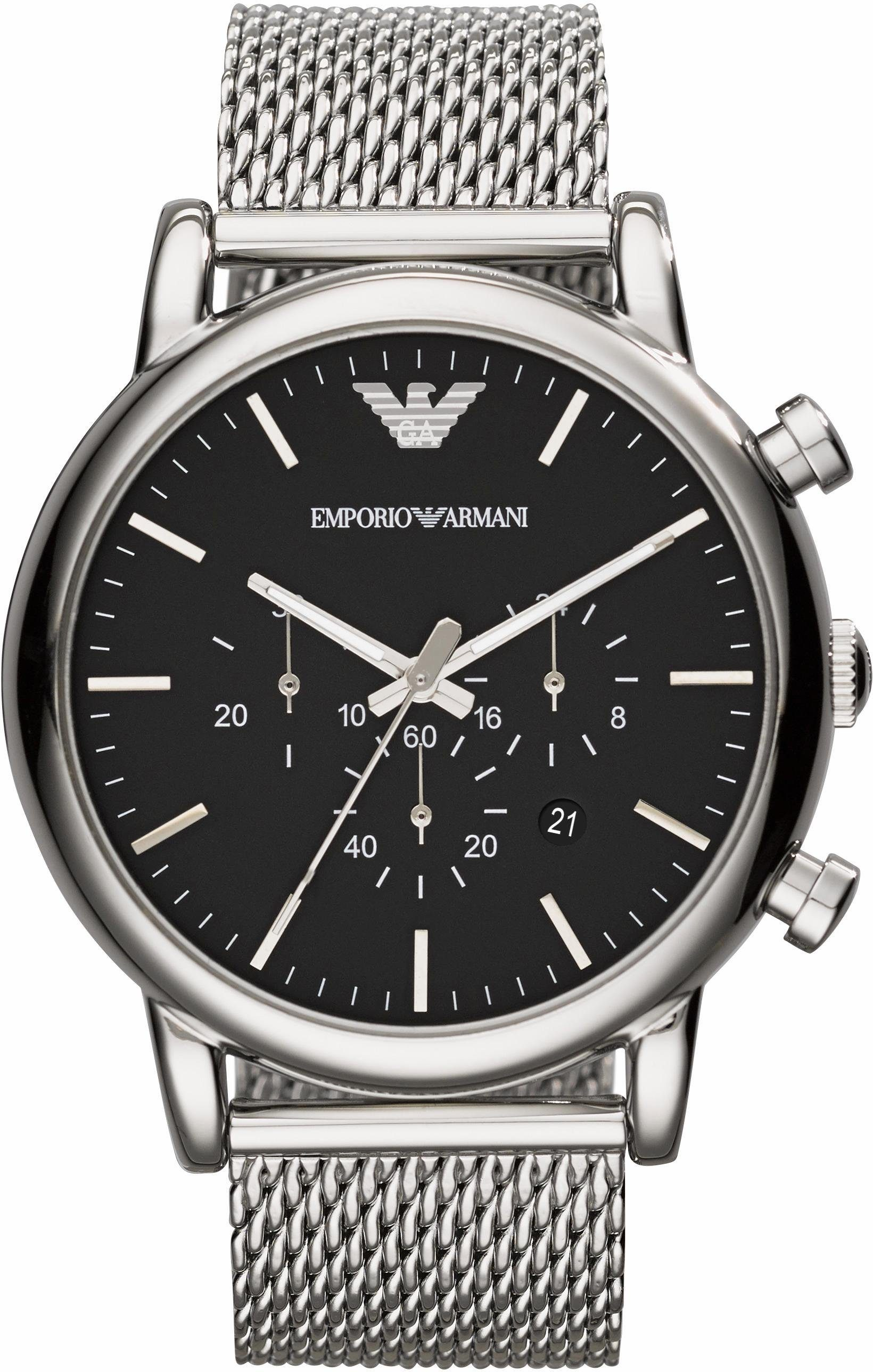 Emporio Armani Chronograph »AR1808«