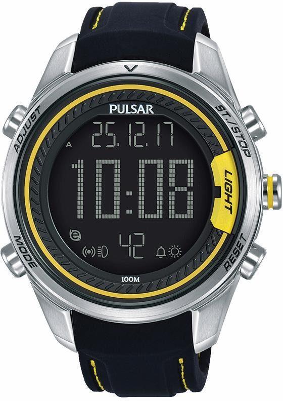 Pulsar Chronograph »P5A007X1«