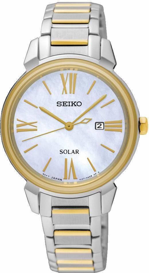 Seiko Solaruhr »SUT324P1«