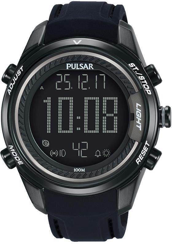 Pulsar Chronograph »P5A009X1«