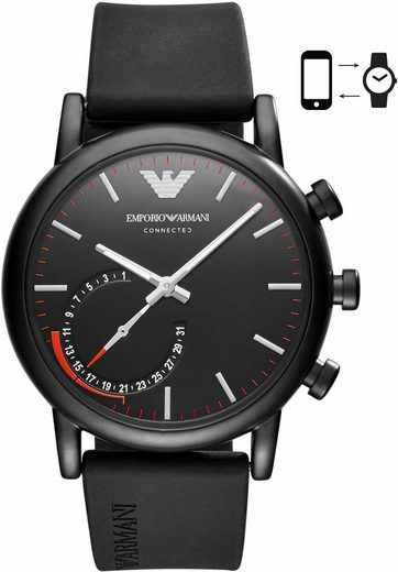 emporio armani connected art3010 smartwatch android wear online kaufen otto. Black Bedroom Furniture Sets. Home Design Ideas