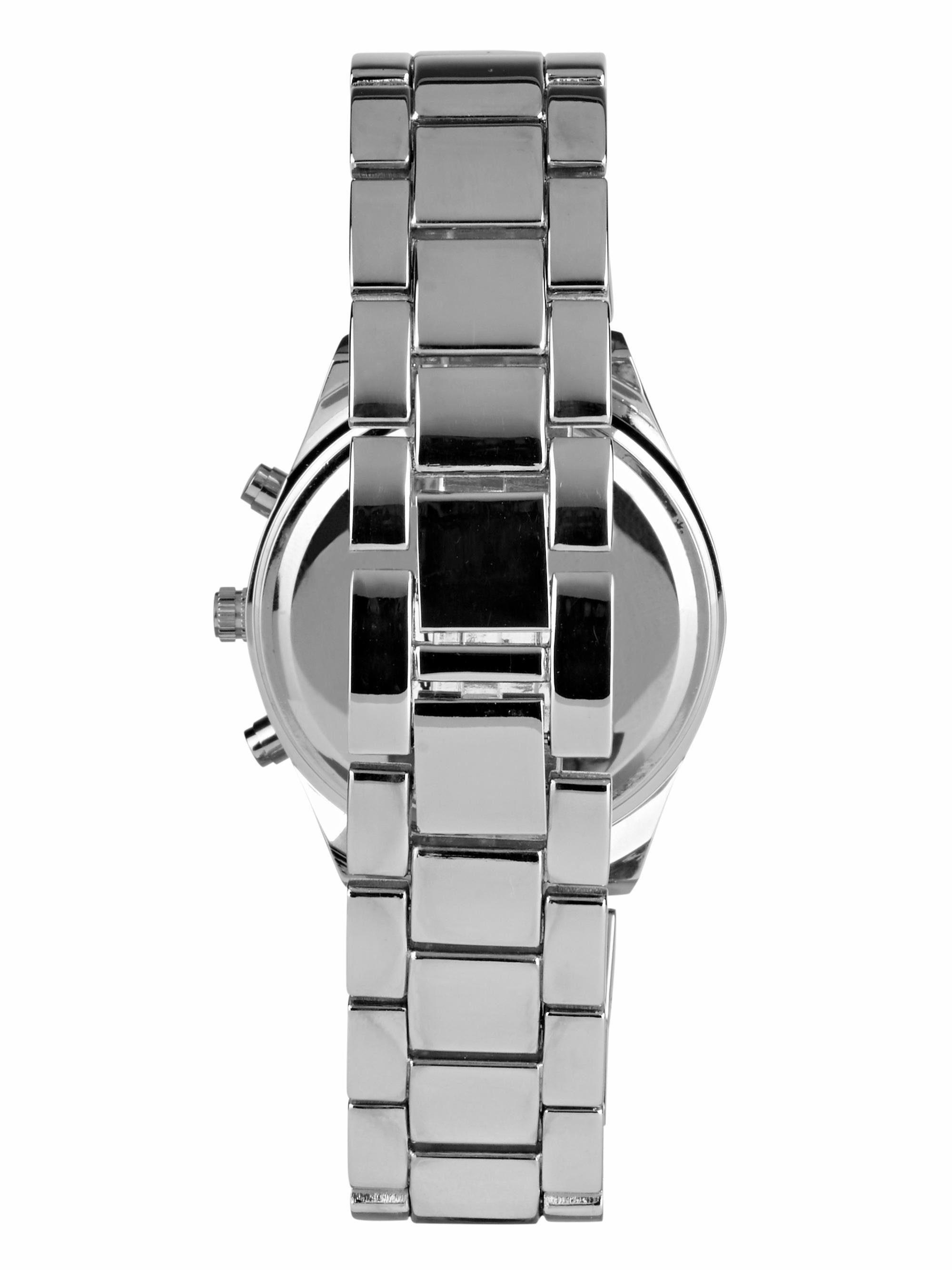Heine Armbanduhr mit Strassteinen