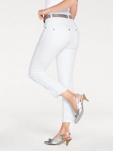 Ashley Brooke By Heine Bodyform-7/8-jeans High-stretch