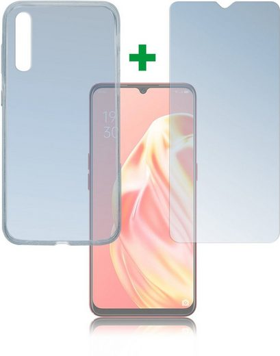 4smarts Handyhülle »360° Protection Set für Oppo A91«