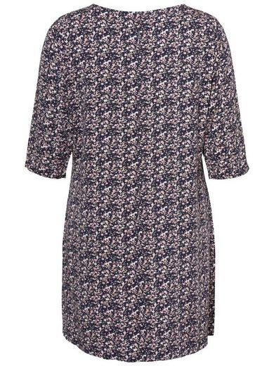JUNAROSE Blumenprint- Kleid