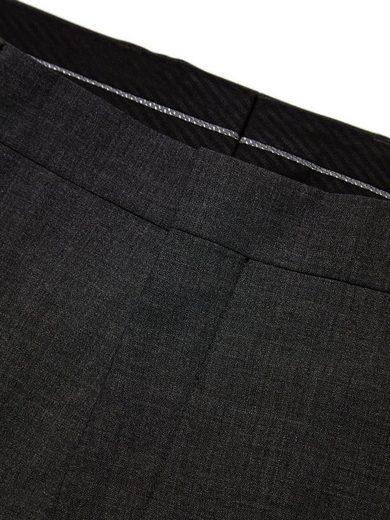 Selected Femme Slim-Fit-Anzughose mit verdecktem Reißverschluss