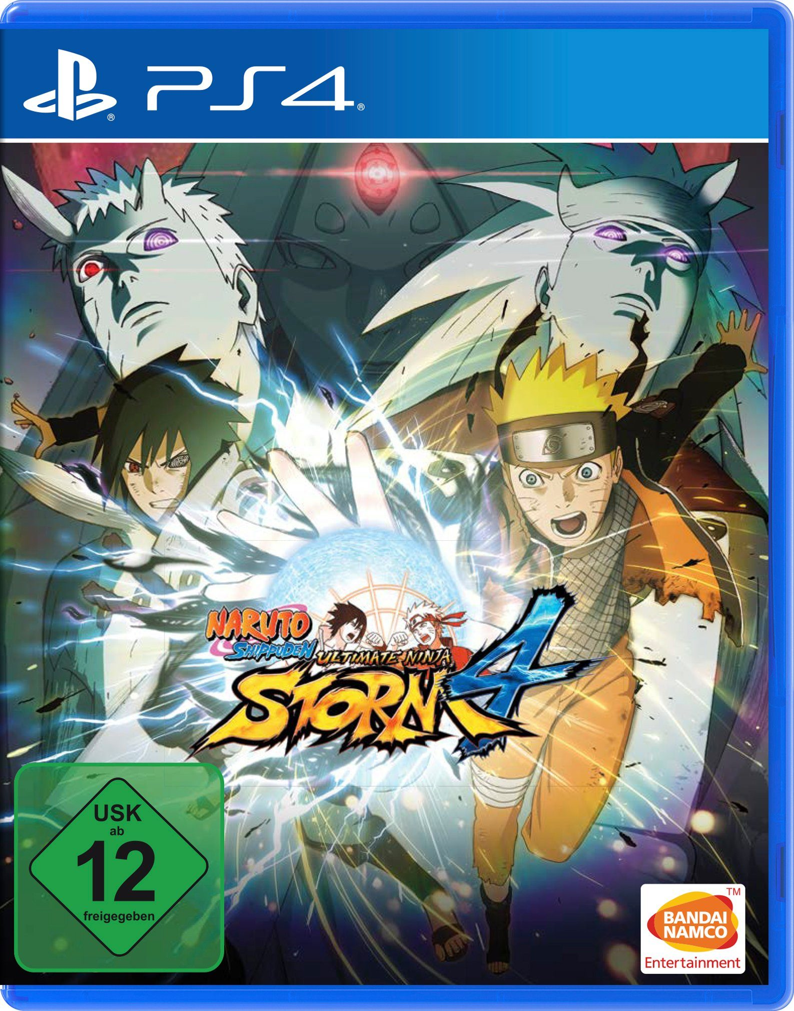 BANDAI NAMCO Software Pyramide - Playstation 4 Spiel »Naruto Shippuden Ultimate Ninja Storm 4«