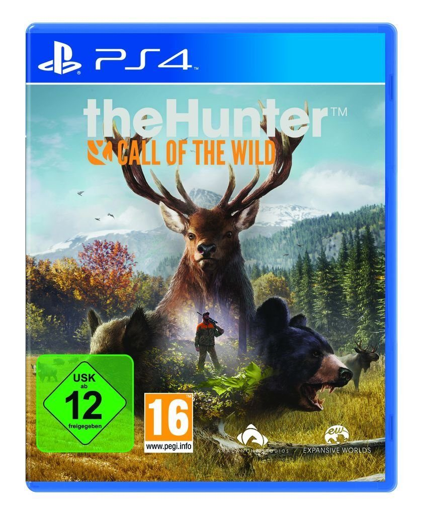 Astragon Playstation 4 - Spiel »theHunter™: Call of the Wild«