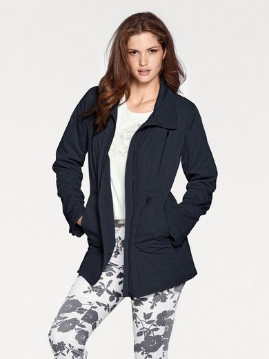 ASHLEY BROOKE by Heine Parka mit Tunnelzug