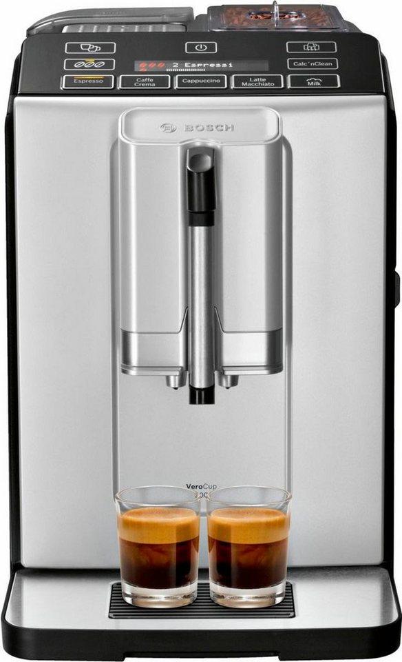 Bosch Kaffeevollautomat Verocup 300 Tis30351de Schnellste Erste